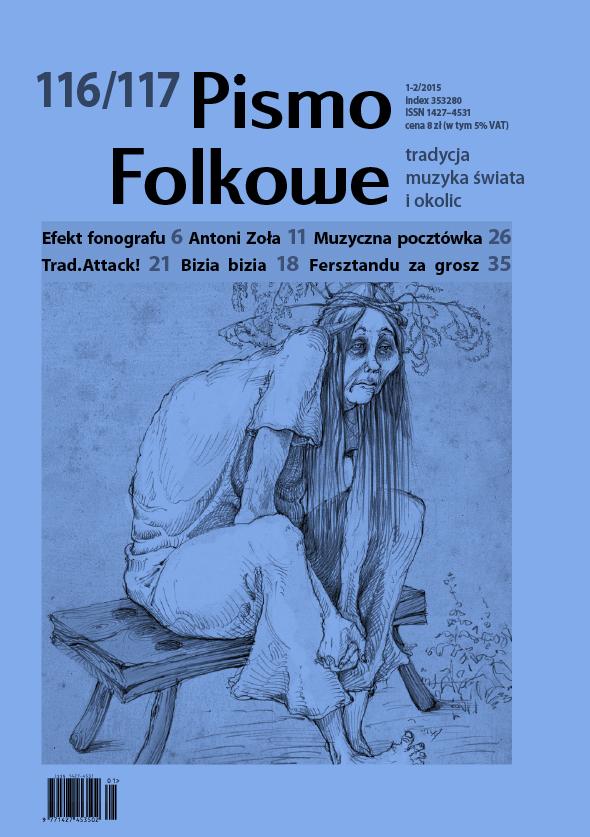 Pismo Folkowe 116-117