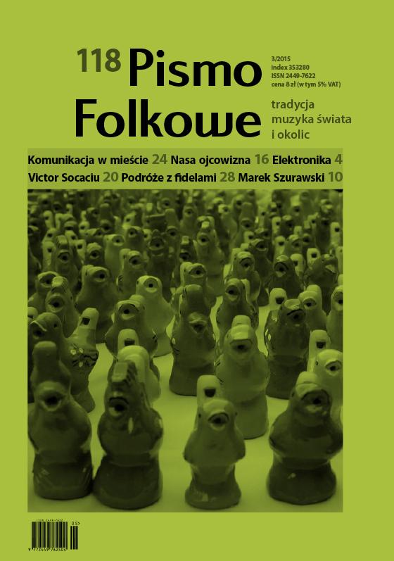 Pismo Folkowe 118