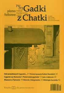 Pismo Folkowe 71-72