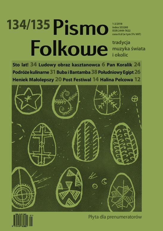 Pismo Folkowe 134-135